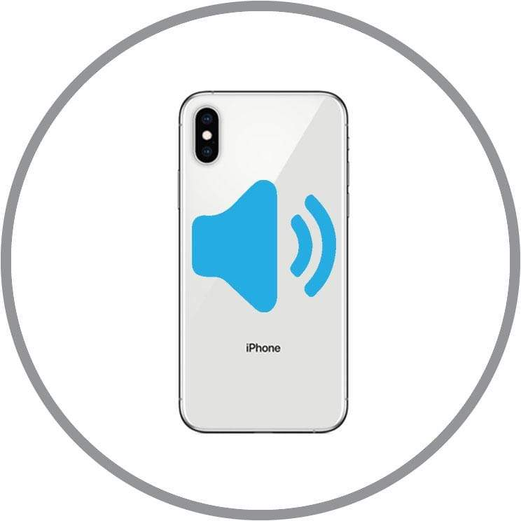 repair In-store Repair iPhone XS Max Loudspeaker Repair celltechmobilerepairs