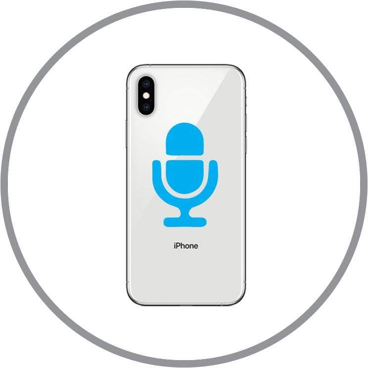 repair In-store Repair iPhone XS Max Microphone Repair celltechmobilerepairs