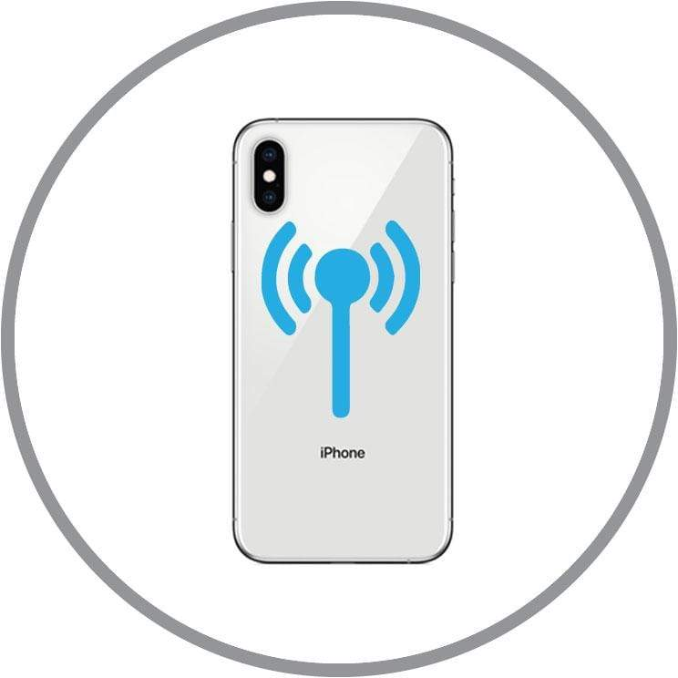 repair In-store Repair iPhone XS Max Reception Repair celltechmobilerepairs