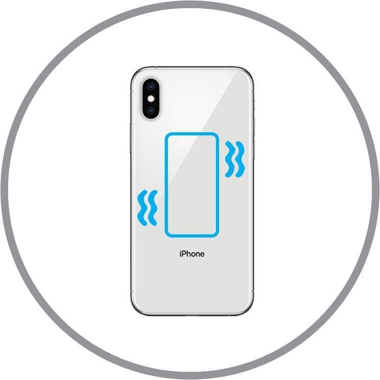 repair In-store Repair iPhone XS Max Vibration Repair celltechmobilerepairs
