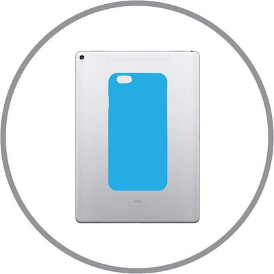 repair In-store Repair / Space Grey iPad Pro 12.9 Back Casing Replacement celltechmobilerepairs