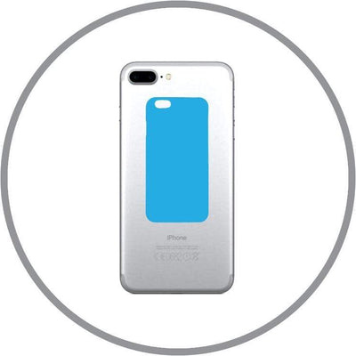 repair Jet Black / In-store Repair iPhone 7 Plus Back Casing Replacement celltechmobilerepairs