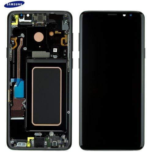 repair Midnight Black / In-store Repair Samsung Galaxy S9 Plus Screen Repair celltechmobilerepairs
