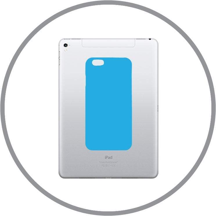 repair Space Grey / In-store repair iPad 9.7 (2018) Back Casing Replacement celltechmobilerepairs