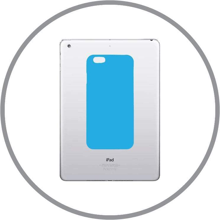 repair Space Grey / In-store Repair iPad Air 2 Back Casing Replacement celltechmobilerepairs