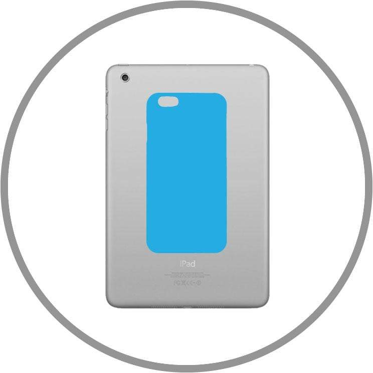 repair Space Grey / In-store Repair iPad Mini Back Casing Replacement celltechmobilerepairs