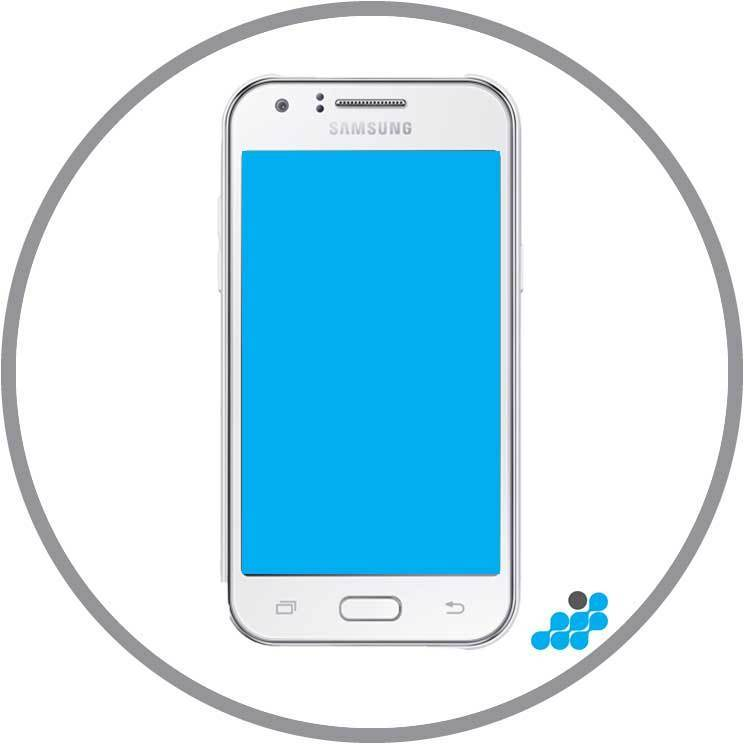 repair White / In-store Repair Samsung Galaxy J1 (2016) Screen Repair celltechmobilerepairs