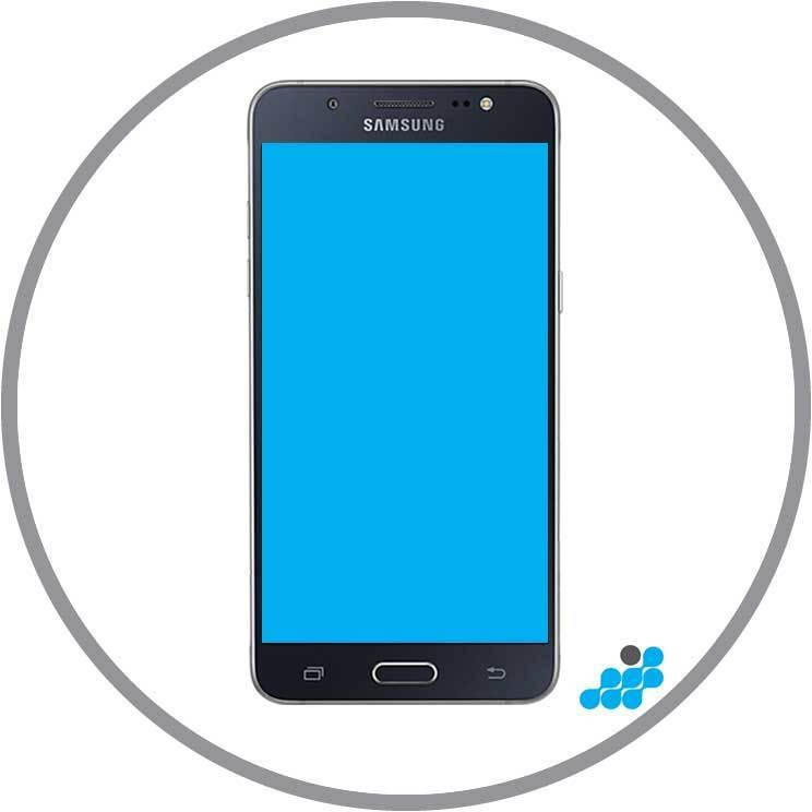 repair White / In-store Repair Samsung Galaxy J5 (2015) Screen Repair celltechmobilerepairs
