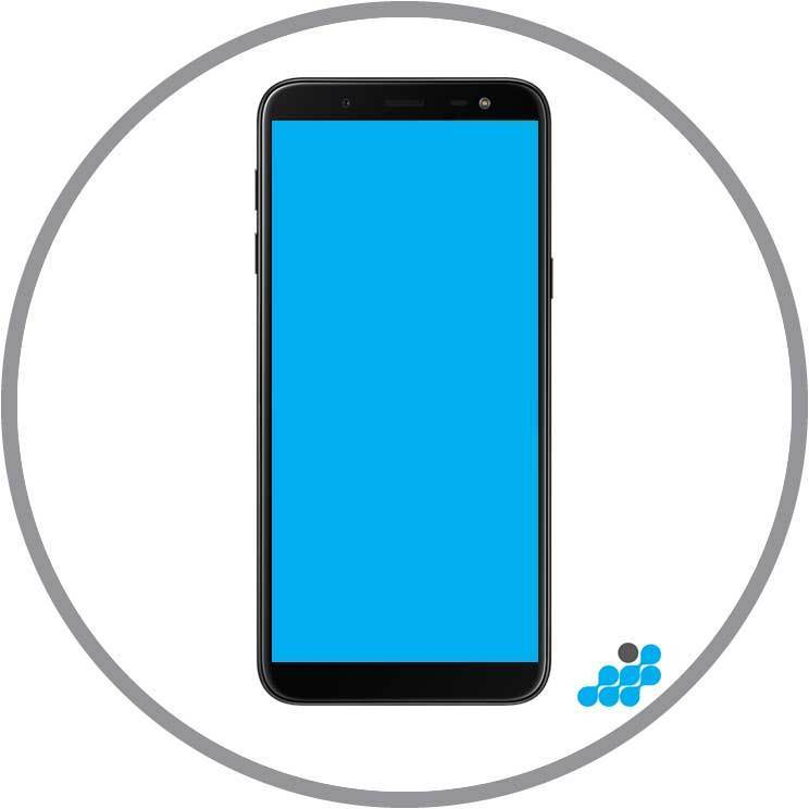 repair White / In-store Repair Samsung Galaxy J6 Plus Screen Repair celltechmobilerepairs