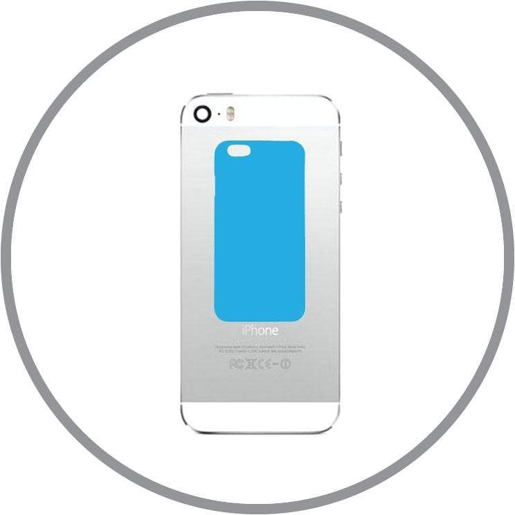 Space Gray / In-store Repair iPhone 5S Back Casing Replacement celltechmobilerepairs