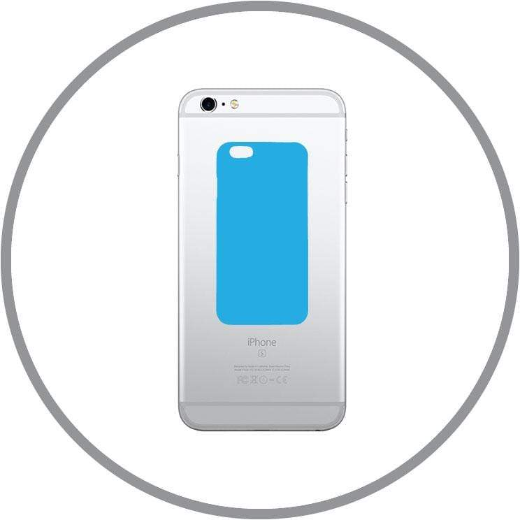 Space Grey / In-store Repair iPhone 6 Plus Back Casing Replacement celltechmobilerepairs