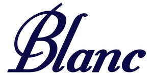 BLANC WALL DECAL NAVY BLUE