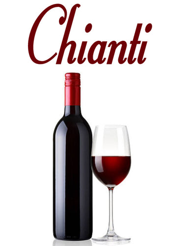 CHIANTI WALL DECAL