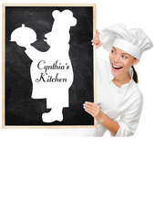 Load image into Gallery viewer, CUSTOM KITCHEN WALL DECAL