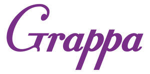 GRAPPA WALL DECAL PURPLE
