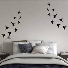 Load image into Gallery viewer, HUMMINGBIRD WALL STICKERS