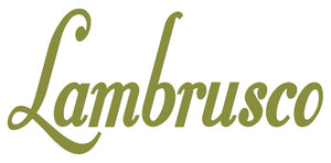 LAMBRUSCO WALL DECAL IN OLIVE GREEN