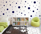 POLKA DOT DECALS