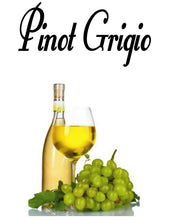Load image into Gallery viewer, Pinot Grigio decal from whimsidecals.com