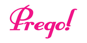 PREGO ITALIAN WORD WALL DECAL IN HOT PINK