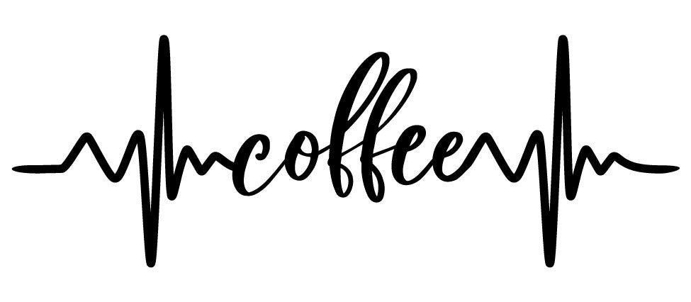 COFFEE WORDS WALL DECOR
