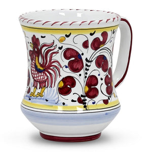 ORVIETO ROSSO: Concave Deluxe Large Mug (12 Oz.)