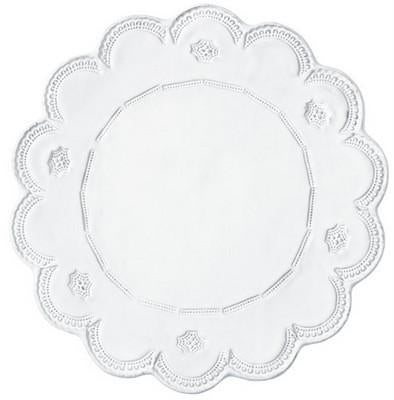 VIETRI: Incanto Lace Service Plate Charger