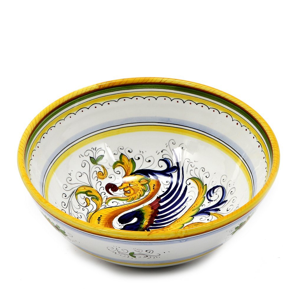 RAFFAELLESCO DELUXE: Salad Bowl (Medium)