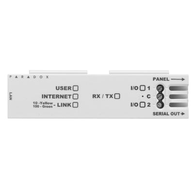 Paradox IP150 Internet & IP Ethernet Module