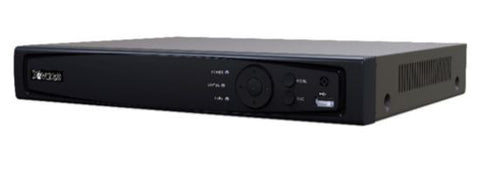 X2 Video 8ch PoE NVR,