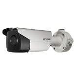Hikvision 6MP Outdoor Bullet Camera, H.265+, 80m IR, 120dB WDR, IP67, 12mm