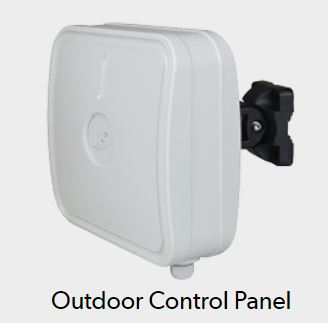 Videofied Outdoor Alarm Panel