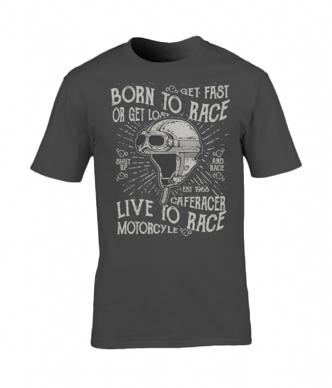 New products added to Biker T-Shirt Shop - Born to Race