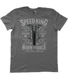 Speed King - Anvil Ladies Basic T-Shirt