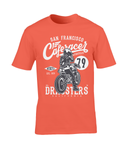Cafe Racer V2 - Gildan Premium Cotton T-Shirt