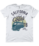 California West Coast v2 - Anvil Fashion Basic T-Shirt