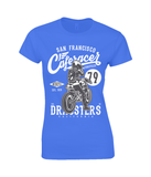 Cafe Racer V2 - Gildan Ladies Premium Cotton T-Shirt