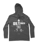 09 Rider - Anvil Fashion Basic Long Sleeve Hooded T-Shirt