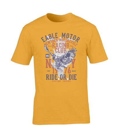 Eagle Motor - Gildan Premium Cotton T-Shirt