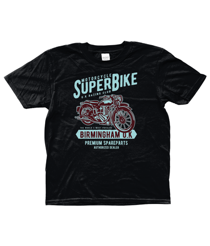SuperBike - Gildan Kids T-Shirt