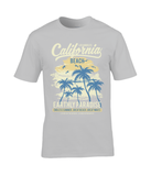 California - Earthly Paradise - Gildan Premium Cotton T-Shirt