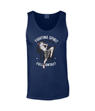 Fighting Spirit - Gildan SoftStyle® Tank Top