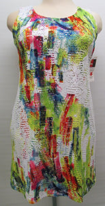 Brush Strokes Dress