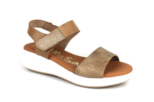 Oh My Sandals 4694 Taupe