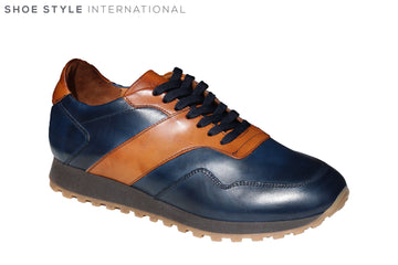 Mercanti U110 Navy & Tan