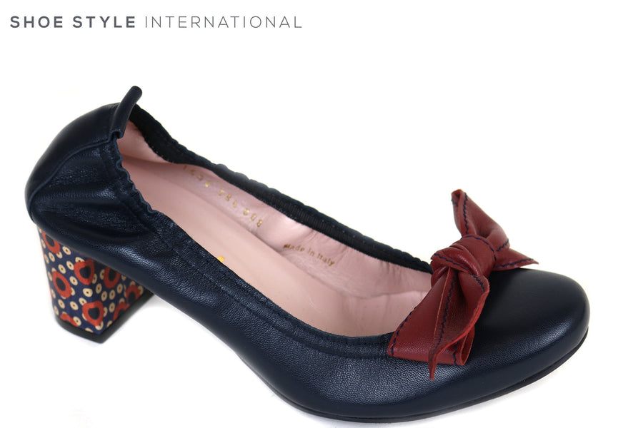 Le Babe 1506 Navy Multi