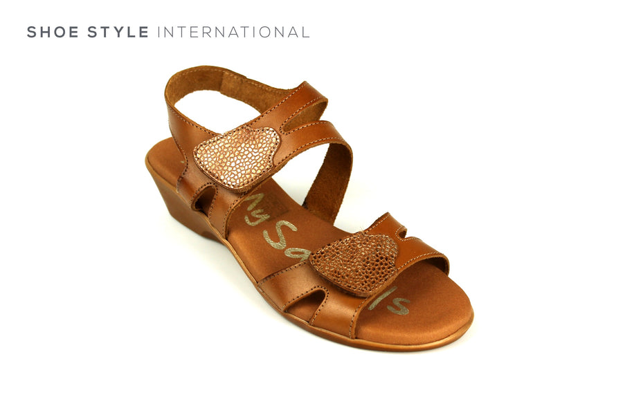 Oh My Sandals, Open Toe Tan Sandal, Shoes Online, Shoe Style International location Wexford, Gorey, Ireland
