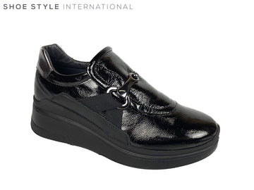 Igi & Co 6154322 Black Patent