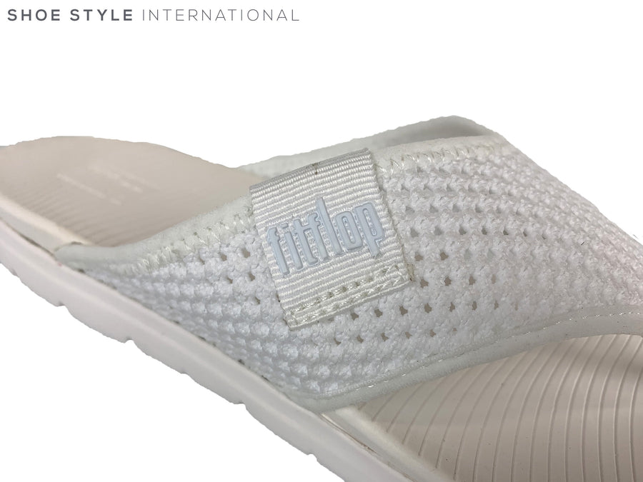 Fit Flop Airmesh White