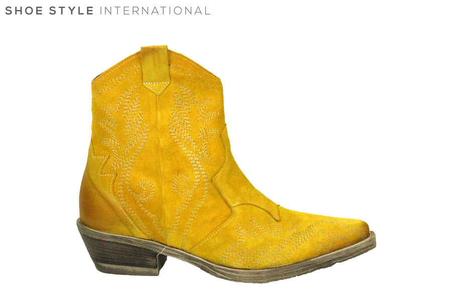 Emanuelle Crasto 211R Yellow